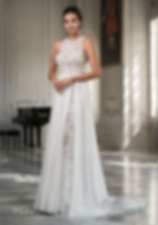 suknia kornkowa