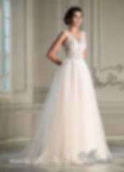sukienka ślubna gipiura