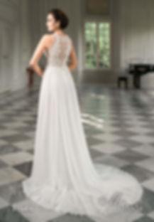suknia do ślubu lejąca przy ciele
