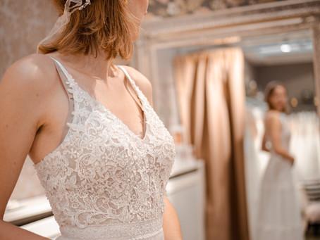 Jak przygotować się do pierwszej przymiarki sukni ślubnej ?