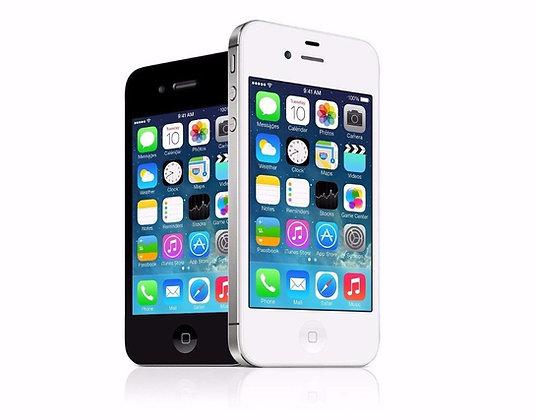 Apple iPhone 4S ~ Factory Unlocked