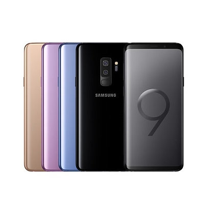 Samsung Galaxy S9+ Plus ~ Factory Unlocked