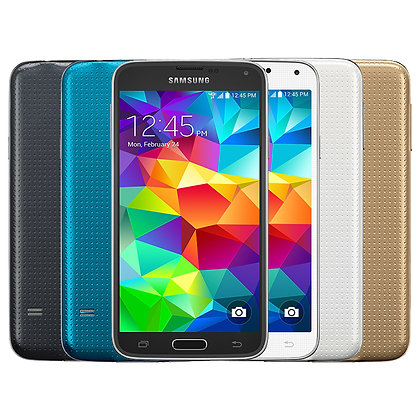 Samsung Galaxy S5 ~ Factory Unlocked