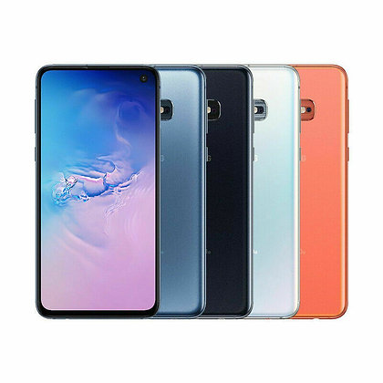 Samsung Galaxy S10E ~ Factory Unlocked