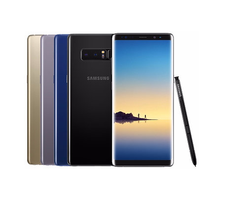 Samsung Galaxy Note 8 ~ Factory Unlocked