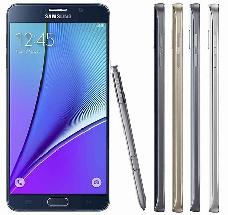 Samsung Galaxy Note 5 ~ Factory Unlocked