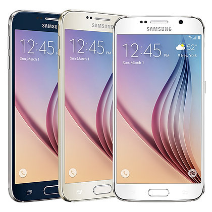 Samsung Galaxy S6 ~ Factory Unlocked