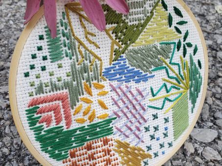 Fall Embroidery Raffle for BLM