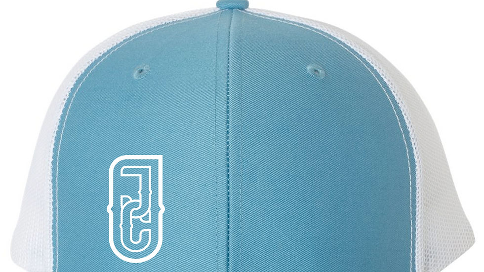 JC logo hat