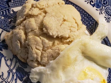 Uma's Baking Powder Biscuits