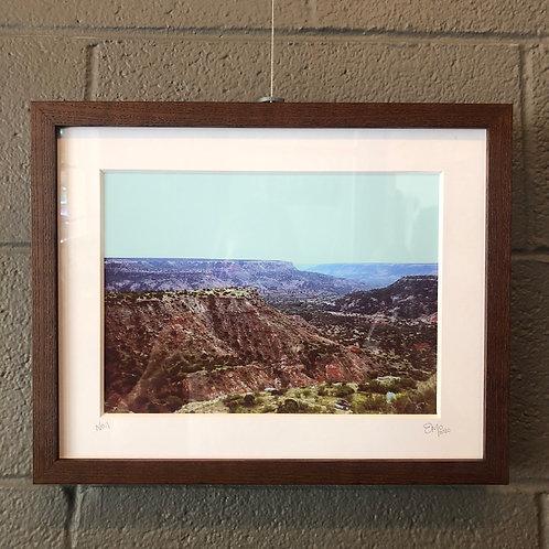 Edition No.1 Framed Print | Vintage West