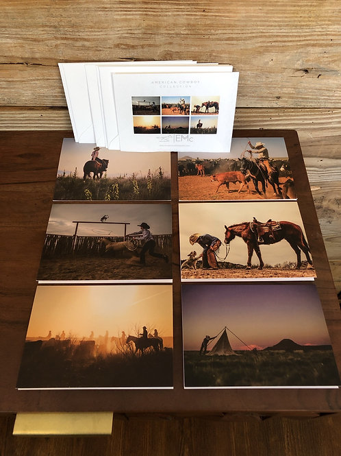 American Cowboy Collection | Notecards