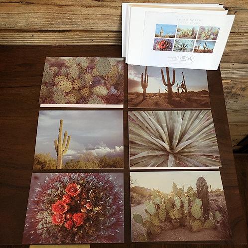 Retro Desert Collection | Notecards