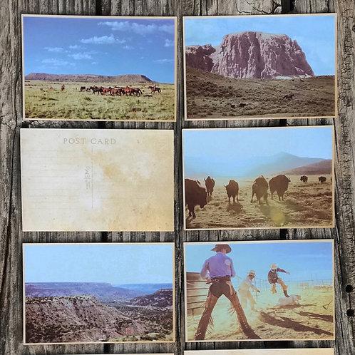 Postcards | Vintage West Collection