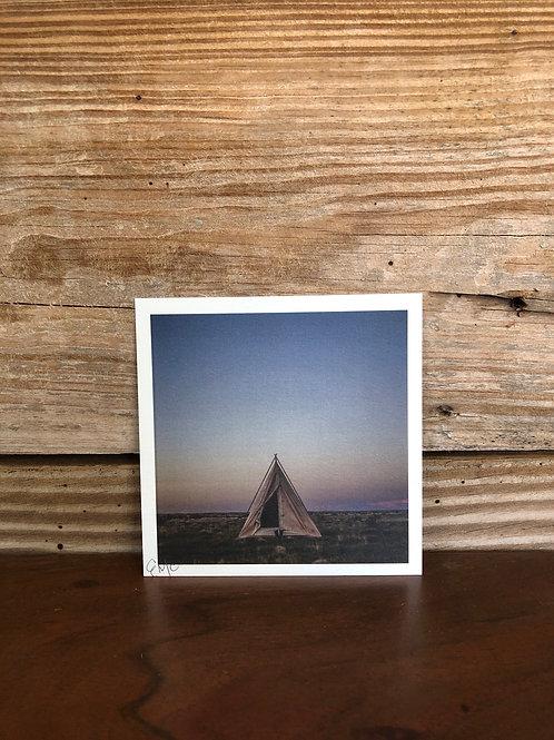 "4x4 Mini Print ""Buenos Noches"""
