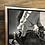 "Thumbnail: ""Oregon Cowgirl""   Custom Framed Canvas"