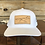 Thumbnail: PREORDER White Leather Patch Cap