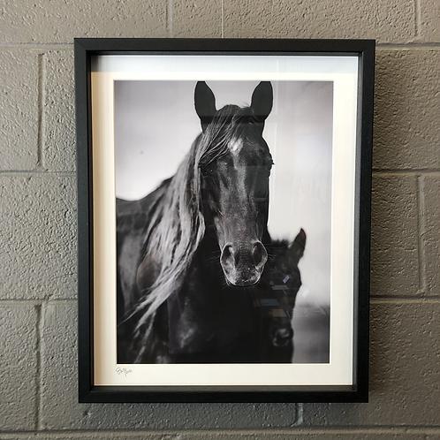"""Mother""   19x23 Framed Print"