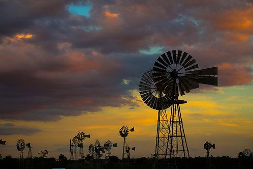"""""""Llano Estacado"""" 24 x 36 CANVAS"""