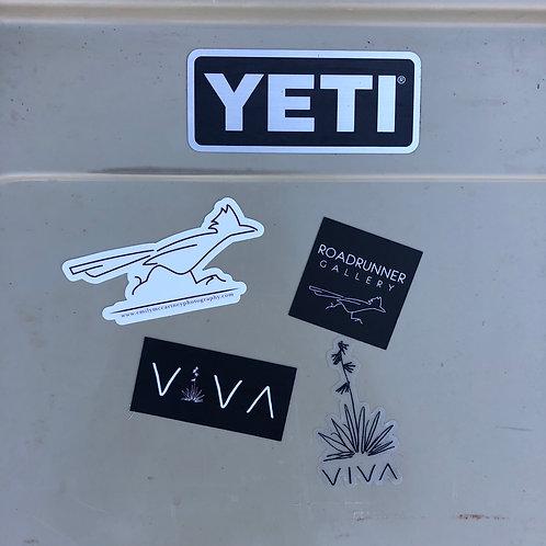 VIVA Sticker Pack