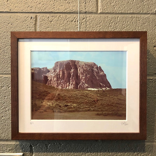 Edition No.1 Framed Print | Vintage West Collection