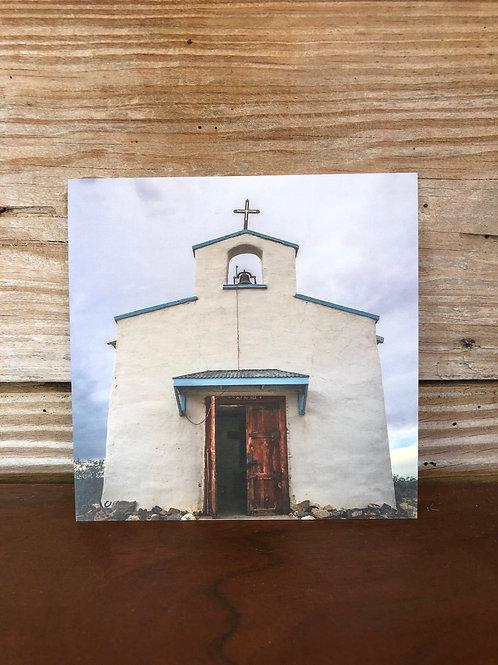 """5x5 Mini Print """"Mission Mary"""""""