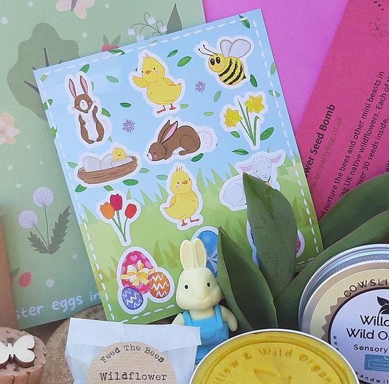 Easter Sticker Sheet - Small