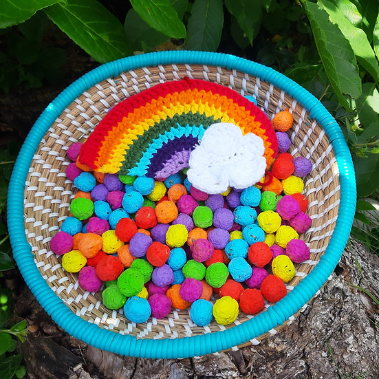 Wildflower Seed Bombs Favours
