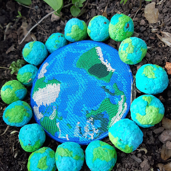 Save Our Planet - Wildflower Seed Bombs x 5