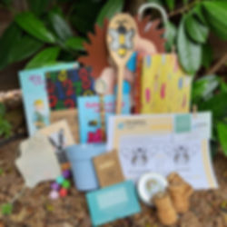   Environmentally Friendly Party Bags And Gifts Somersett UK