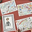 Thumbnail: Colouring Postcards - Pack of 8