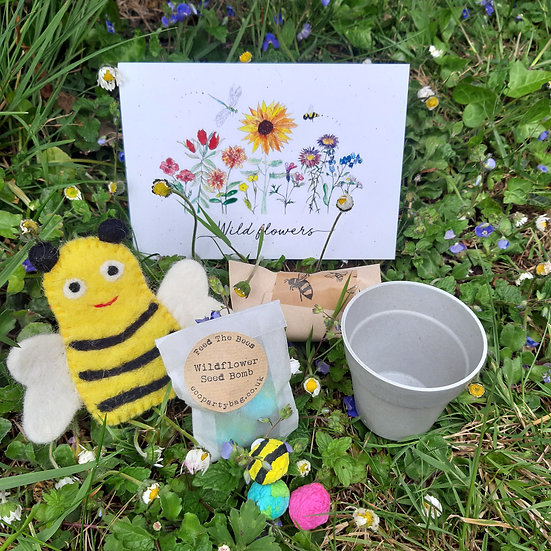 Bee Lovers Party Bag