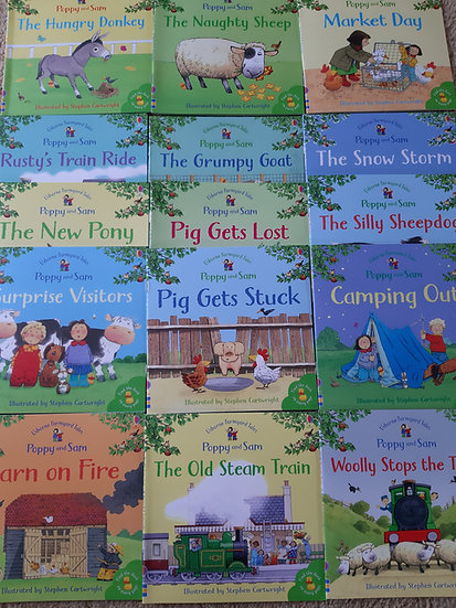 Farmyard Tales mini book