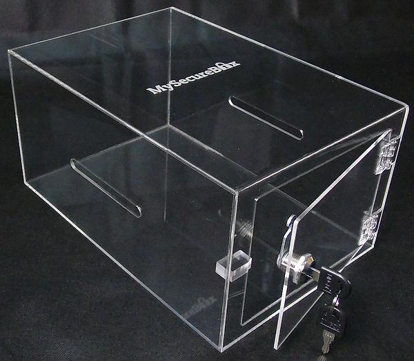 MSBCLC Empty box open black background.j