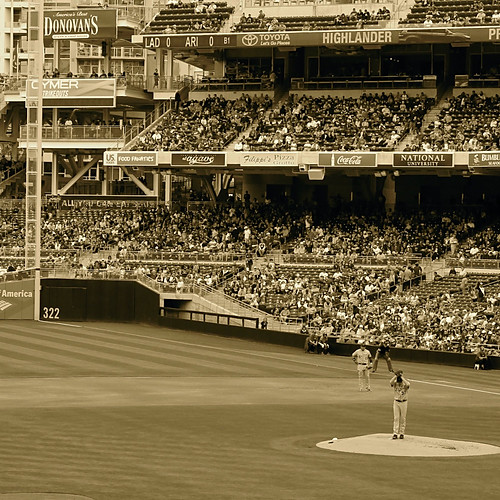 Tigers vs Padres