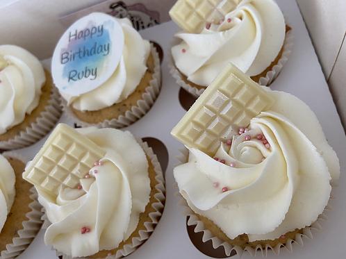Mini Bar Cupcakes