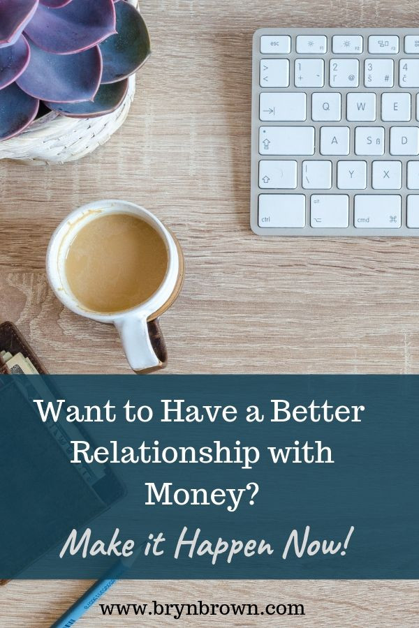 Learn what your money story is and how to heal issues with money