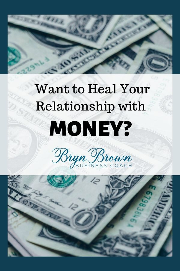 Learn how to tell if money issues are causing you to be broke and how to heal your money story.