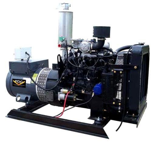 30 kW General Motors LP/Natural Gas Generator