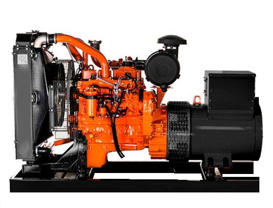 FPT 200 kW Diesel Generator Tier 4