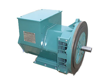 11 kW Double Bearing