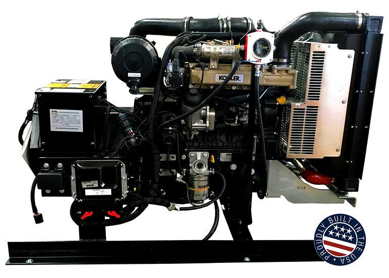Kohler 40 kW Diesel Generator Tier 4