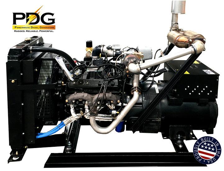 PSI 5.7LTCAC 100kW-NG/100kW-Propane