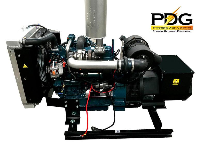 Kubota 45 kW Diesel Generator