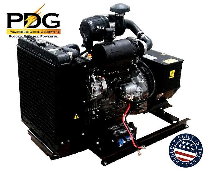 Kubota 18 kW Diesel Generator Tier 4