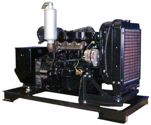 Mitsubishi 30 kW Diesel Generator