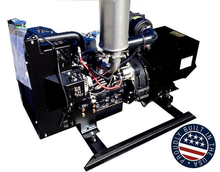 Perkins 12.5 kW Diesel Generator Tier 4