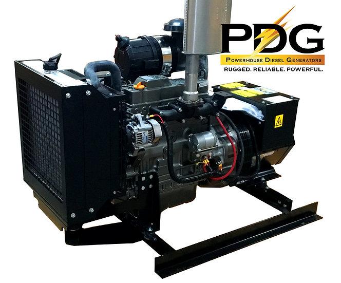 Yanmar 12.5 kW *3600 RPM Diesel Generator Tier 4