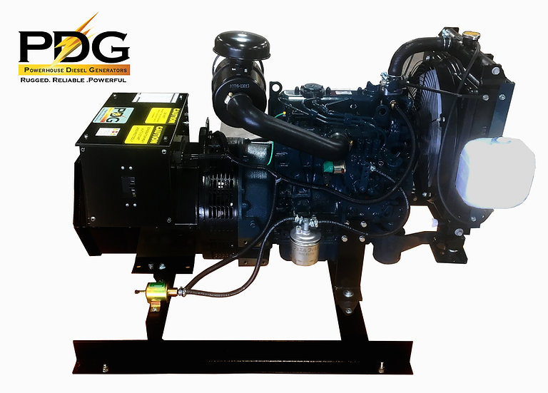 Kubota 10 kW Diesel Generator