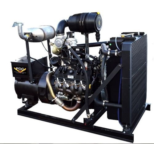 125 kW General Motors LP/Natural Gas Generator